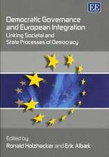 Democratic Governance and European Integration