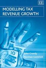 Modelling Tax Revenue Growth