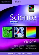 Science Foundations Science Whole Class Teaching CD-ROM