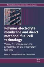 Polymer Electrolyte Membrane and Direct Methanol Fuel Cell Technology: Volume 1: Fundamentals and Performance of Low Temperature Fuel Cells