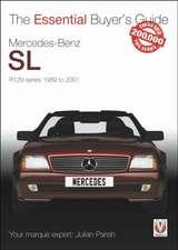 Mercedes-Benz SL R129-Series 1989 to 2001