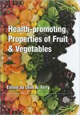 Health-Promoting Properties of Fruit and Vegetables:  Yourself and Others as Tourists