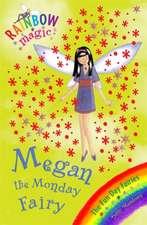 Meadows, D: Megan the Monday Fairy