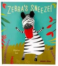 Zebra's Sneeze