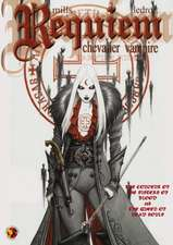 Requiem Vampire Knight Vol. 4: The Convent of the Blood Sisters & The Queen of Dead Souls