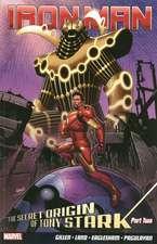 Iron Man Vol.3: The Secret Origin Of Tony Stark