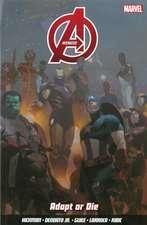Avengers Vol. 4: Adapt Or Die