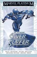 Marvel Platinum Edition: The Definitive Silver Surfer