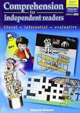 Comprehension for Independent Readers Upper