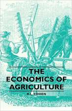 The Economics of Agriculture