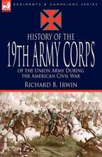 History of the 19th Army Corps of the Union Army During the American Civil War