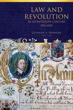 Law and revolution in seventeenth-century Ireland