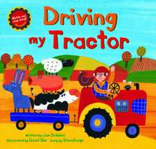 Driving My Tractor. Paperback with CD