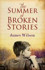 The Summer of Broken Stories