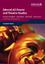Davey, J: Edexcel A2 Drama and Theatre Studies Student Book