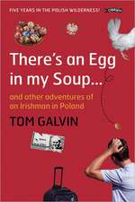 There's an Egg in My Soup...:  And Other Adventures of an Irishman in Poland