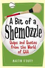 A 'a Bit of a Shemozzle': Gaa Quips & Quotes