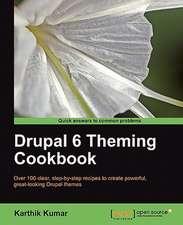Drupal 6 Theming Cookbook