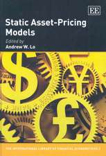 Static Asset-pricing Models