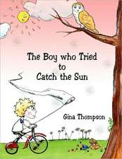 The Boy Who Tried to Catch the Sun:  A Book of Days