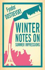 Winter Notes on Summer Impressions: New Translation
