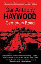 Cemetery Road:  A Kavanagh and Salt Mystery