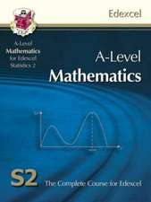 AS/A Level Maths for Edexcel - Statistics 2: Student Book