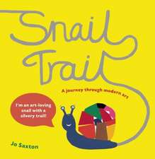 Snail Trail:  The Book You Can Read in the Dark!