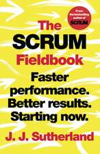 Scrum Fieldbook