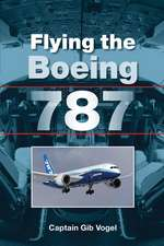 Flying the Boeing 787