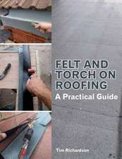 Felt and Torch on Roofing