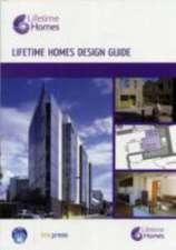 Lifetime Homes Design Guide