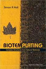 Biotemplating:  Complex Structures from Natural Materials