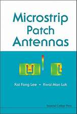 Microstrip Patch Antennas:  A Machine Learning Approach
