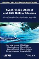 Synchronous Ethernet and IEEE 1588 in Telecoms: Next Generation Synchronization Networks