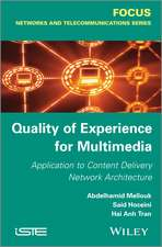 Quality of Experience for Multimedia: Application to Content Delivery Network Architecture