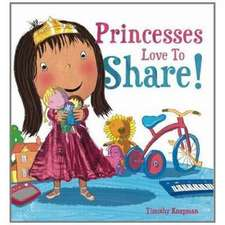 Princesses Love to Share