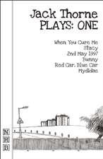 Jack Thorne Plays:  One