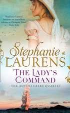 Lady's Command (the Adventurers Quartet, Book 1)
