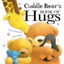 Cuddle Bear's Book of Hugs