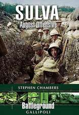 Suvla:  August Offensive