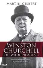 Winston Churchill:  Speaking Out Against Hitler in the Prelude to War