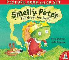 Smelly Peter: The Great Pea Eater: Picture Book and CD Set