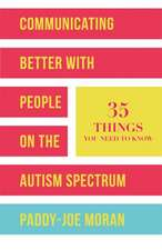 Communicating Better with People on the Autism Spectrum