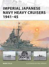 Imperial Japanese Navy Heavy Cruisers, 1941-45