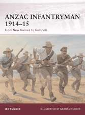 ANZAC Infantryman 1914–15: From New Guinea to Gallipoli