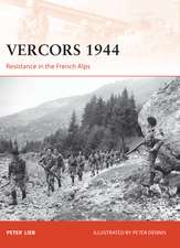 Vercors 1944: Resistance in the French Alps