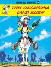 Lucky Luke Vol. 20: The Oklahoma Land Rush