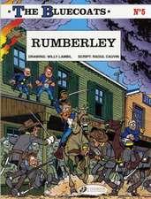 The Bluecoats Vol. 5: Rumberley