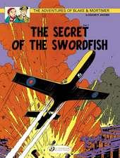 Blake & Mortimer Vol. 15: The Secret of the Swordfish Part 1
